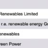 renewable energy developers europe directory