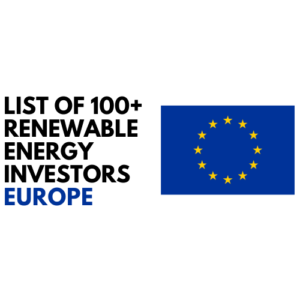 List of Renewable Energy Investors Europe